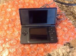 Nintendo DS Lite Handheld System Blue/Black Console USG-001 For PARTS OR... - $15.84
