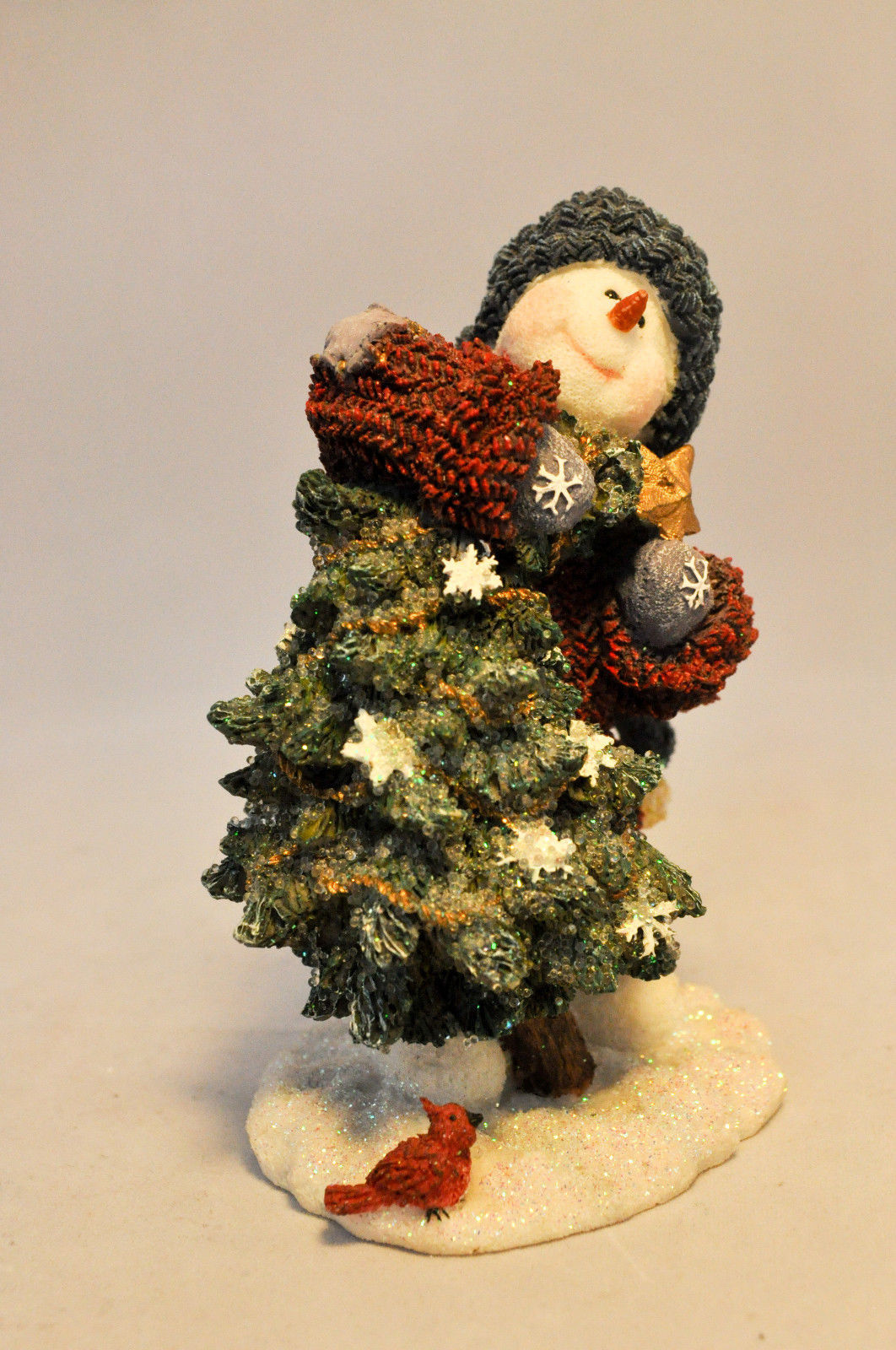Boyds Bears & Friends: Douglas ... Sprucin' Up The Tree - Style 36524 image 8