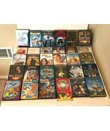 Lot of 31 DVDs Lot Family Kids Teens Disney Pixar Marvel Scooby Doo Harr... - $39.99