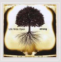 Strong by Life Wide Open Cd image 1