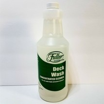 Fuller Brush Company 32oz Deck Wash Concentrated Cleaner for Pressure Washer - $15.90