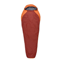 Chinook Kodiak Peak II Orange/Red Mummy Sleeping Bag -5F - $108.70