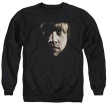 Harry Potter - Ron Poster Head Adult Crewneck Sweatshirt Officially Lice... - $27.99+