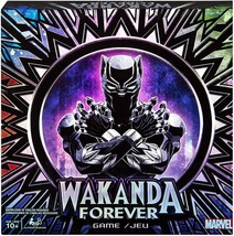 Marvel Wakanda Forever Black Panther Dice Rolling Family Board Game - NEW - $14.84