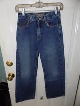 U.S. POLO ASSN. Boot Cut JEANS Size 12 Boy's EUC - $15.20