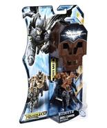 DC Comic Batman The Dark Knight Rises Deluxe Drill Cannon Quicktek Batma... - $14.74