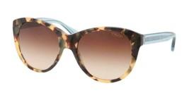 COACH HC8064 5093/13 Andrey Dark Vintage Tortoise Sunglasses 54mm - $67.90