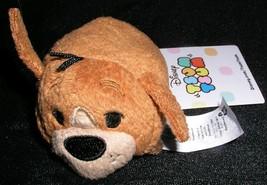 Disney Tsum Tsum Cinderella Mini Plush Bruno the Dog from Cinderella 2015 Clean! - $40.49