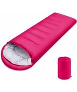 Sleeping Bag, Lightweight 3 Season Weather Sleep Bags for Kids Adults Gi... - $52.00