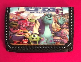 Disney Monsters Inc Children's Wallet— Boy's Gift More Characters Availa... - $7.00