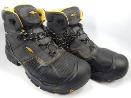 Keen Logandale Waterproof Size US 13 2E WIDE EU 47 Steel Toe Men's Work Boots
