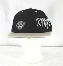 LA Kings Black/Gray Baseball Cap Snapback  - $24.99