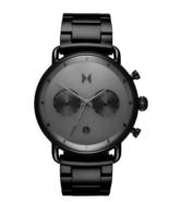 MVMT Starlight Blacktop Link Bracelet Chronograph Watch, 47mm BT01-BB - $199.95