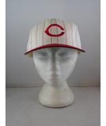 Cincinnati Reds Hat (VTG) - Pin Stripe Classic by Twins - Adult Snapback... - $49.00