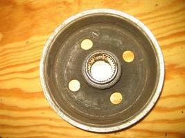 Suzuki 1984 LT125E 2X4 Rear Brake Drum (Bin 129) P-2563L Part 15,363---MAKE Off - $30.00