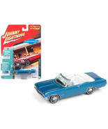 "1965 Chevrolet Impala Convertible Blue Metallic ""Classic Gold\"" Limited... - $14.50"