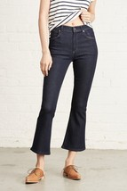 Nwt Citizens Of Humanity Fleetwood Crop Sculpt Ozone Rinse Flare J EAN S 25 - $123.49