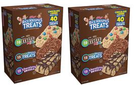 Rice Krispies Treat Variety Super Sheet, 80 bars Lunch / Breakfast Snack... - $34.16