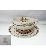 Spode Copeland Cowslip Cup & Saucer Vintage 1947 - $18.80