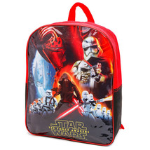 Star Wars Backpack-Kylo Ren First Order Stormtrooper Episode 7 Red-Free ... - $11.82