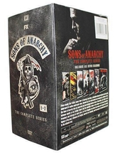 Sons of anarchy the complete series dvd seasons 1 7  30 dvd set  2015  2 thumb200