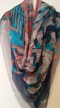 "HERMES Authentic Large format 100% Silk Scarf about 55.11 x 55.11"" New U... - €637,81 EUR"