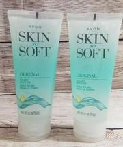 Avon Skin So Soft Gelled Body Oil Lot of 2 Original 6.76 fl oz 2016 New ... - $27.15
