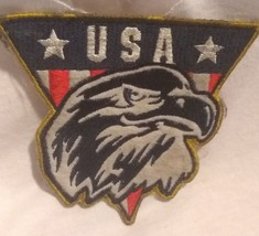 USA AMERICAN EAGLE VINTAGE BIKER PATCH - $4.95