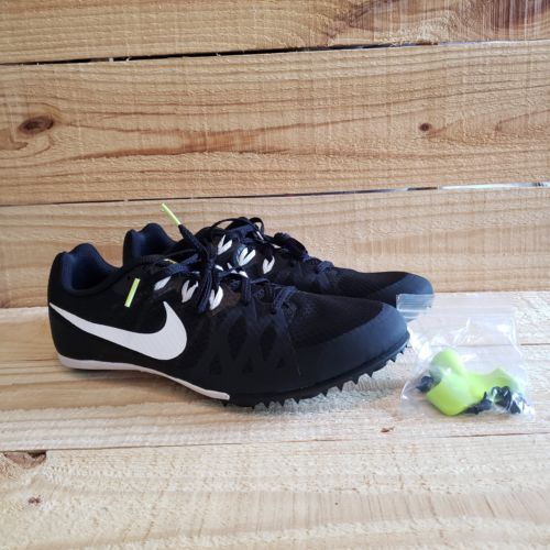 61ae762844a 12. 12. Previous. Nike Zoom Rival M8 Black White 806555-017 Track Field  Spikes Mens Size 11.5 · Nike ...