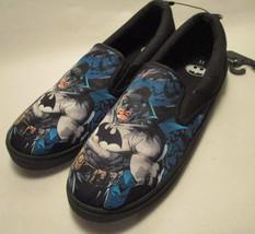 Batman Graphics 11 Black Mens On Comics C D Slip Batman w New Sneakers size TqFa77