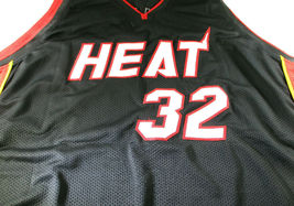 SHAQUILLE O'NEAL / NBA HALL OF FAME / AUTOGRAPHED MIAMI HEAT CUSTOM JERSEY / COA image 2