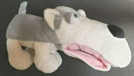 New without tag Wishpets Big Mouth Stuffed Dog Plush Animal Toy 2012 - $8.88