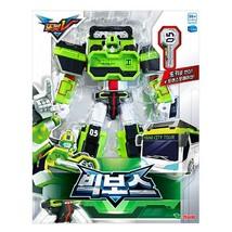 Tobot V Big Boss Transforming Car Vehicle Action Figure Korean Toy
