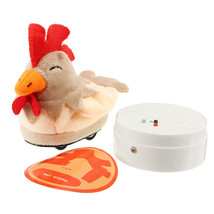 Remote Control Plush Cock Electric Infrared Sensor For Kids Gift Toy Wit... - $17.26