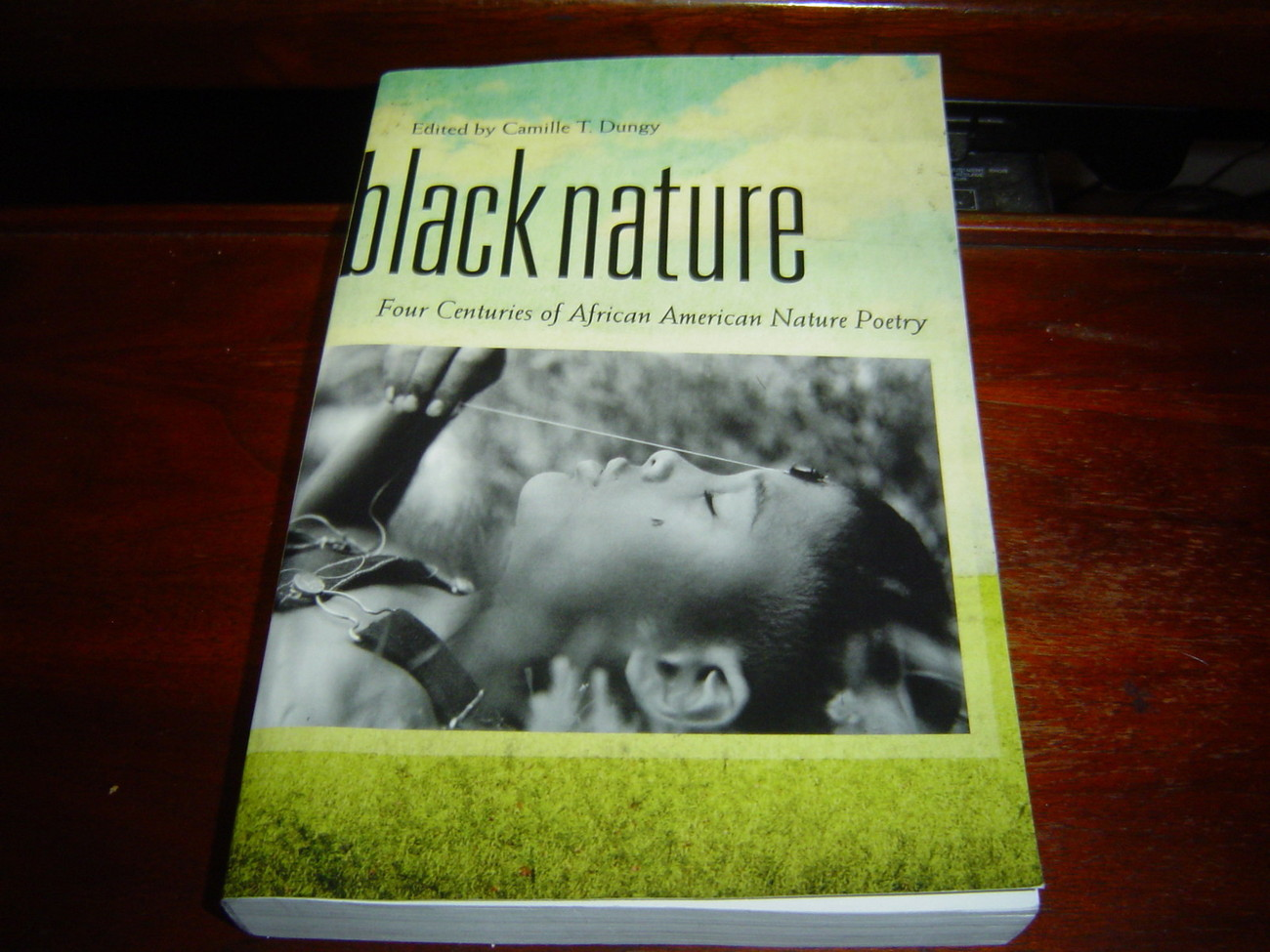 Primary image for BLACK NATURE Four Centuries of African American Nature Poetry (2009)
