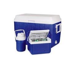 Coleman 5295A780G Blue Cooler Combo - 54 qt, 5 qt, and 1/3 gal - €55,75 EUR