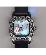 Piglet Of Winnie The Pooh On M.O.P. Wristwatch - $22.88