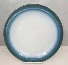 "Nikko Gradiance Buffett Plate Platter 12"" Azure Leafette Dishwash Microw... - $29.02"