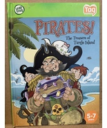 "Leapfrog Tag Reading System ""Pirates The Treasure of Turtle Island"" (Har... - $23.44"
