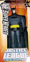 Batman DC Super Heroes Justice League Unlimited Series Action Figure Yea... - $20.00