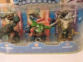 New! Skylanders Spyro's Adventure Triple Pack Prism Break Boomer Voodood ☆ - $34.65