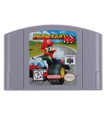 N64 Game Mario Kart 64 Nintendo Video Game Cartridge Console CARD US VER... - $32.71