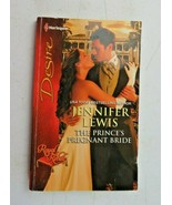 The Prince's Pregnant Bride by Jennifer Lewis - $3.00