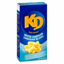 6 X Kraft DINNER White Cheddar FULL SIZE 225g/ 7.9oz Mac N Cheee- Canada... - $16.78