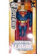 DC Super Heroe - Superman 2005 Justice League Unlimited Series  - $29.50