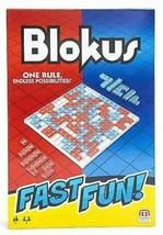 Blokus® - Fast Fun! Travel Version Mattel Games - $11.26
