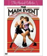 DVD - The Main Event DVD  - $13.94