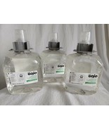 3 pack GOJO 5165-03 Green Certified Foam Hand Cleaner, 1250 ml Ea. Exp. ... - $56.90