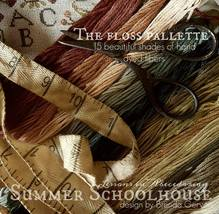 Full Floss Bundle 15 Skeins Total (Wdw, Gast,Cc) For Summer Schoolhouse Series - $32.75