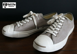 Converse Jack Purcell Suede Sneakers Shoes Unisex Size M-10 W-11.5 $80 159190C - $64.99